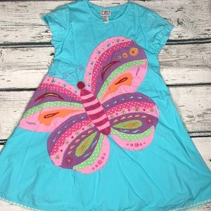 Other - Cotton Kids Butterly Dress